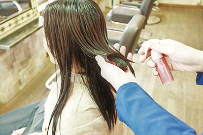 美しい髪質を保つ『Aujua hair Treatment』