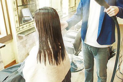 髪の美しさを取り戻す新技術『美髪チャージ サイエンスアクア』